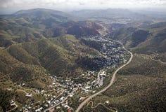 Bisbee, Аризона Стоковые Фотографии RF