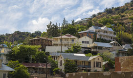Bisbee Arizona Skyline Royalty Free Stock Images