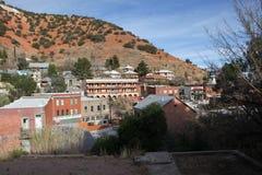 Bisbee histórico, o Arizona Imagens de Stock