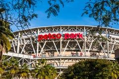 Béisbol Statdium del parque de Petco en San Diego Fotografía de archivo libre de regalías