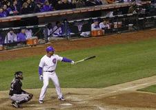¡Béisbol - Wrigley coloca talud para arriba! Fotos de archivo libres de regalías