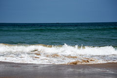 Biscay wave. Stock Photo