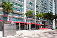 900 Biscayne Bay Condominium Stock Photos