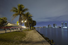 Biscayne Bay Royalty Free Stock Photography
