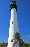 Biscayne Lighthouse Stock Images