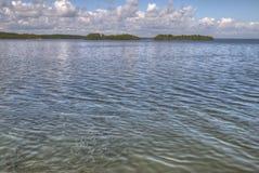 Biscayne park narodowy, Południowy Floryda Obrazy Stock