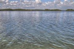 Biscayne park narodowy, Południowy Floryda Fotografia Royalty Free