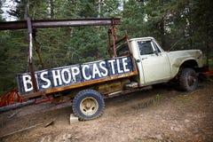 Bischof Castle Colorado Lizenzfreie Stockbilder