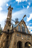 Bischof Castle San Isabel National Forest Colorado lizenzfreies stockfoto
