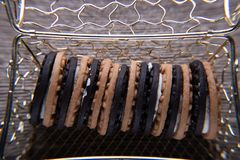 Biscoito imagem de stock