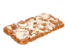 Biscoito amanteigado Imagem de Stock Royalty Free