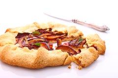 Biscoito com ameixas Imagem de Stock