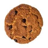 Biscoito com partes do chocolate Fotos de Stock