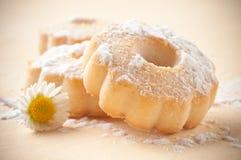 Biscoito de Canestrelli Fotografia de Stock Royalty Free