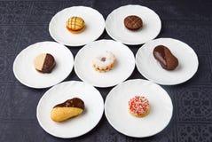 Biscoito de chá Fotografia de Stock