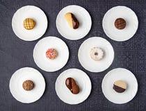 Biscoito de chá Fotos de Stock