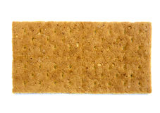 Biscoito de Graham Foto de Stock Royalty Free