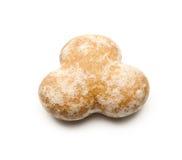 Biscoito do pão-de-espécie Fotografia de Stock