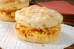Biscoito do pequeno almoço Imagem de Stock Royalty Free