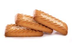 Biscoito do Shortbread Fotografia de Stock