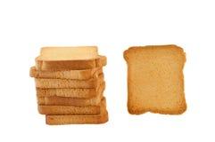 Biscoito dourado Imagens de Stock Royalty Free