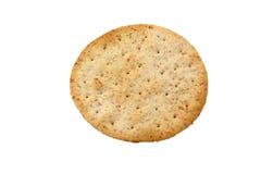 Biscoito redondo orgânico Fotografia de Stock