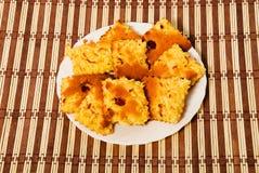 Biscoito torrado Imagens de Stock