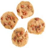 Biscoito VII do amendoim do Javanese de Rempeyek foto de stock royalty free