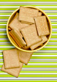 Biscoitos Fotos de Stock