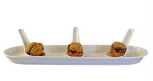 Biscoitos Imagem de Stock Royalty Free