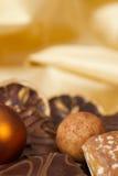Biscoitos alemães tradicionais do Natal Imagem de Stock