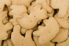 Biscoitos animais Foto de Stock