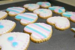 Biscoitos Assorted Fotografia de Stock Royalty Free