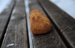 Biscoitos caseiros Fotografia de Stock