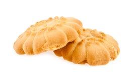 Biscoitos caseiros da pastelaria Fotos de Stock Royalty Free