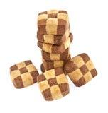 Biscoitos caseiros da pastelaria Imagem de Stock