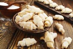 Biscoitos com açúcar imagens de stock royalty free