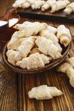 Biscoitos com açúcar foto de stock