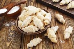 Biscoitos com açúcar fotos de stock royalty free