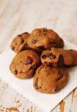 Biscoitos com airelas Imagens de Stock Royalty Free