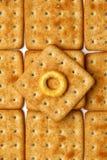 Biscoitos com farelo imagem de stock royalty free