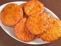 Biscoitos com mel e canela Fotos de Stock