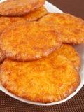 Biscoitos com mel e canela Foto de Stock Royalty Free