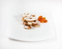 Biscoitos crocantes Imagens de Stock Royalty Free