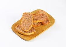 Biscoitos da canela Fotos de Stock Royalty Free