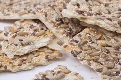 Biscoitos da grão Imagem de Stock
