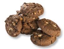 Biscoitos da pastelaria de sopro fotos de stock royalty free