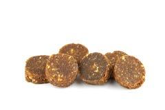 Biscoitos da tâmara fotografia de stock royalty free