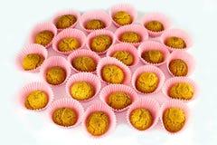 Biscoitos de Amaretti Fotografia de Stock