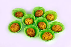 Biscoitos de Amaretti Imagem de Stock Royalty Free